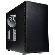 Fractal Design Define R4 Black Pearl - Window - Počítačová skriňa