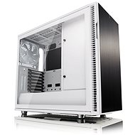 Fractal Design Define R6 USB-C biela Tempered Glass - PC skrinka