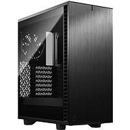 Fractal Design Define 7 Compact Black – Dark TG - PC skrinka