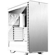Fractal Design Define 7 Compact White TG - PC skrinka