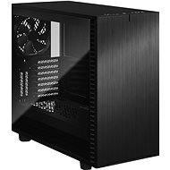 Fractal Design Define 7 Black – Dark TG - PC skrinka