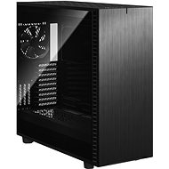 Fractal Design Define 7 XL Black – Dark TG - PC skrinka