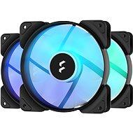 Fractal Design Aspect 12 RGB PWM Black Frame (3pack) - Ventilátor do PC