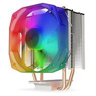 SilentiumPC Spartan 4 EVO ARGB - Chladič na procesor