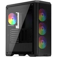 SilentiumPC Ventum VT4V EVO TG ARGB - PC skrinka