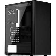SilentiumPC Ventum VT2 TG Black - PC skrinka