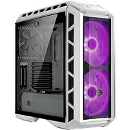 Cooler Master MasterCase H500P Mesh White - Počítačová skriňa