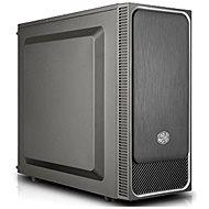 Cooler Master MasterBox E500L strieborná - Počítačová skriňa