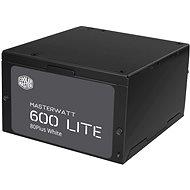 Cooler Master MasterWatt Lite 600 - PC zdroj