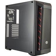 Cooler Master MasterBox MB511 Mesh Red Trim - PC skrinka