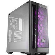 Cooler Master MasterBox MB511 RGB Mesh Black Trim - PC skrinka