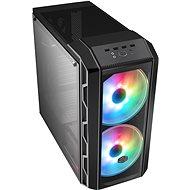 Cooler Master MasterCase H500 ARGB - PC skrinka