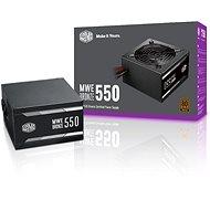 Cooler Master MWE BRONZE 550 – V2 - PC zdroj