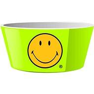 ZAK Miska na cereálie SMILEY 15 cm, zelená - Miska