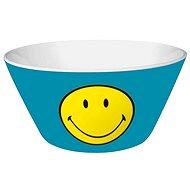 ZAK Miska na cereálie SMILEY 15 cm, modrá - Miska