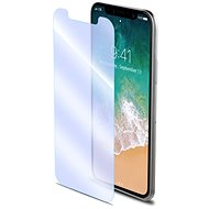 CELLY Glass antiblueray pre Apple iPhone X - Ochranné sklo