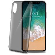 CELLY Ultrathin pre Apple iPhone X čierny - Ochranný kryt