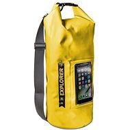 """CELLY Explorer 10 l s kapsou na telefón do 6,2"""" žltý"""