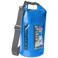 """CELLY Explorer 5 l s kapsou na telefón do 6,2"""" modrý - Vak"""