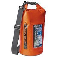 """CELLY Explorer 5 L s vreckom na telefón do 6.2"""" oranžové"""
