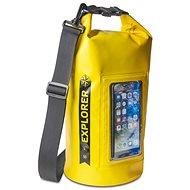 """CELLY Explorer 5 L s vreckom na telefón do 6.2"""" žlté - Vak"""
