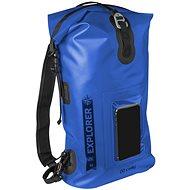 """CELLY Explorer 20L s kapsou na mobilní telefon do 6.5"""" modrý - Vak"""