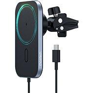 ChoeTech Magnetic Holder Wireless Car Charger 15 W Black - Bezdrôtová nabíjačka