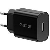 ChoeTech Smart USB Wall Charger 12 W Black - Nabíjačka do siete