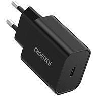 ChoeTech USB-C PD 20W Fast Charger Black