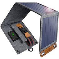 ChoeTech Foldable Solar Charger 14W Black - Solárny panel