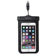 ChoeTech Waterproof Bag for Smartphones Black - Puzdro na mobil