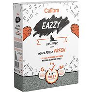 Calibra EAZZY Cat podstielka Ultra Fine & Fresh 6 kg - Podstielka pre mačky