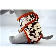 GaGa's plienky Nohavičky pre psov Hnedý pes - Háracie nohavičky