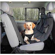Trixie Autopoťah na zadné sedadlá s vreckami 140 × 145 cm - Deka pre psa do auta