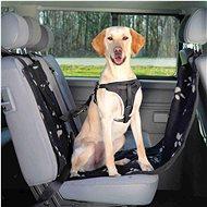 Trixie Autopoťah na zadné sedadlá fleece/nylon 145 × 65 cm - Deka pre psa do auta