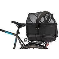 Trixie Prepravka na zadný nosič bicykla 29 × 42 × 48 cm - Prepravka pre psa