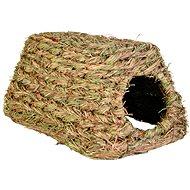 Trixie Domček z trávy 18 × 13 × 28 cm - Domček pre hlodavce