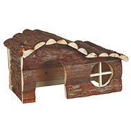 Trixie Drevený dom Hanna pre morča 31 × 19 × 19 cm - Domček pre hlodavce