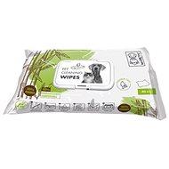 M-Pets Cleaning Wipes 100 % Bambusové 15 × 20 cm 40 ks