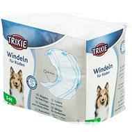 Trixie Papierové plienky pás S–M 12 ks/bal - Plienky pre psov