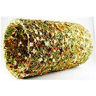 Ham Stake HL bylinkový tunel so zeleninou 14 × 25 cm - Doplnok stravy pre hlodavce