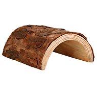 Huhubamboo, Drevený tunel, 16 × 8 × 20 cm - Preliezka pre hlodavce