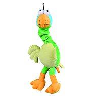 Trixie vták s naťahovacím krkom 30 cm - Hračka pre psov
