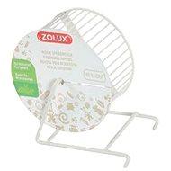 Zolux Kolotoč kovový béžový 11 cm béžový - Kolotoč pre hlodavce