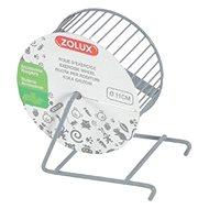 Zolux Kolotoč kovový 11 cm sivý - Kolotoč pre hlodavce