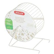 Zolux Kolotoč kovový 14 cm béžový - Kolotoč pre hlodavce