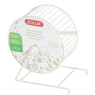 Zolux Kolotoč kovový 18 cm béžový - Kolotoč pre hlodavce