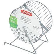 Zolux Kolotoč kovový 18 cm sivý - Kolotoč pre hlodavce