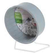 Zolux Kolotoč plastový sivý 12 cm - Kolotoč pre hlodavce