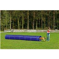 Karlie Agility Tunel modrý 525 × 60 × 60 cm - Výcviková hračka
